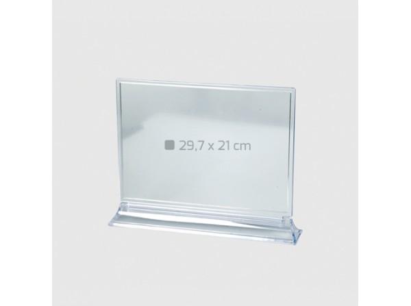 JH-049 Plastik Broşürlük